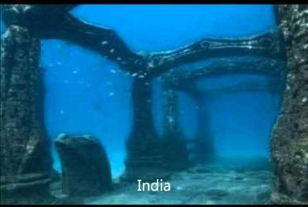 Dwarka, Gulf of Cambay, India