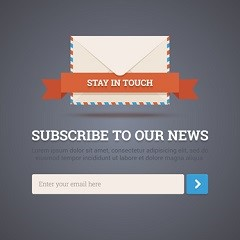 Subscription to mailing list