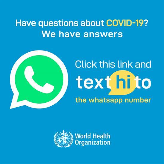 World Health Organization official website