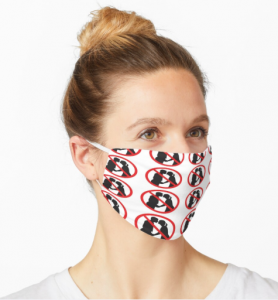 cool face mask